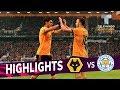 Wolverhampton vs. Leicester City: 4-3 Goals & Highlights | Premier League | Telemundo Deportes