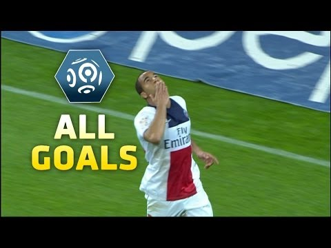 Ligue 1 - Week 37 : Goals compilation - 2013/2014