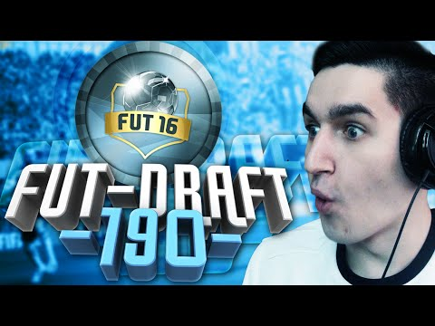 СОБИРАЮ FUT DRAFT 190 | FIFA 16