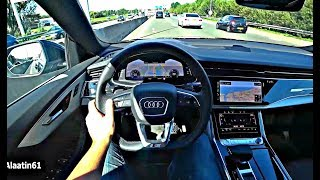 The New Audi Q8 2019 Test Drive