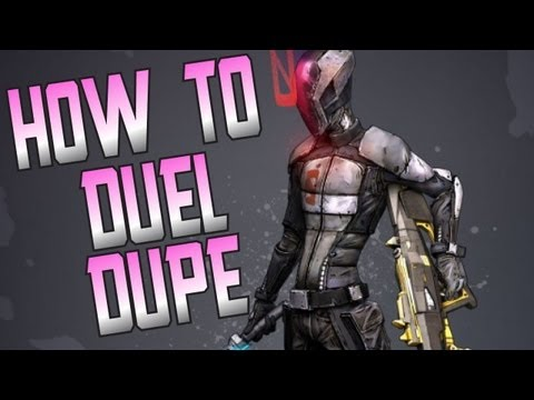 Borderlands 2 - How to Duel Dupe - Easy Pearlescent and Legendary item duping - no dashboarding