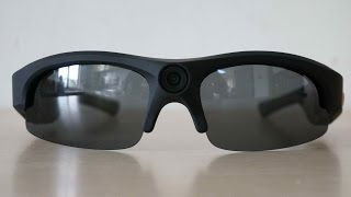 You see what I see - InventioHD 1080P Full HD Action Glasses