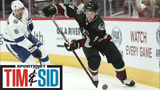 Will Coyotes Signing Clayton Keller Have Any Impact On Unsigned NHL RFAs? | Tim and Sid