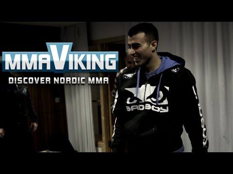 Makwan Amirkhani UFC Sweden 4 Fight Week Interview