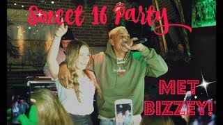 MIJN VERJAARDAG! SWEET 16 PARTY MET BIZZEY 💥JOY BEAUTYNEZZ 💥