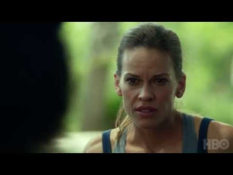 Hilary Swank in HBO Films'