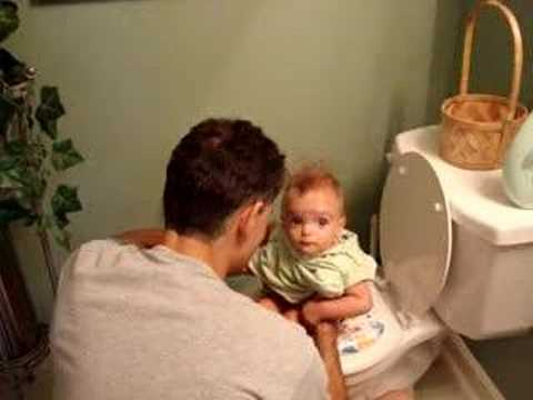 Bella The Big Girl Goes Potty video