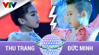 TỪ ĐỨC MINH vs VŨ THU TRANG | VÒNG ĐỐI ĐẦU | TẬP 5 | BƯỚC NHẢY HOÀN VŨ NHÍ 2015 (SEASON 2)