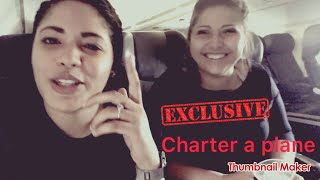 Flight attendant life- What is a charter flight?