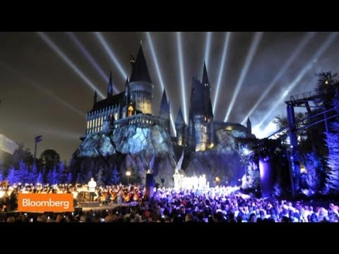 Harry Potter Casts a Spell on Florida's Economy