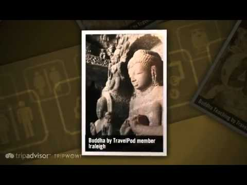 The Deccan Trap Caves: Divine Art - Ajanta, India (deccan traps, deccan caves)