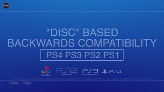 NEW PS4 PS3 PS2 PS1 *DISC* Based Backwards Compatibility Update - For PS5! (This is BIG)