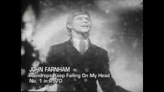 Watch John Farnham Raindrops Keep Falling On My Head video