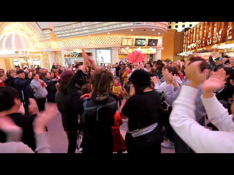 Bruno Mars Marry You Flash Mob Proposal