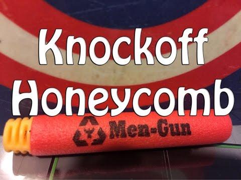 Men-Gun Honeycomb Review
