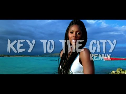 Tiwa Savage – Key To The City (Remix) ft. Busy Signal (Official Video) music videos 2016