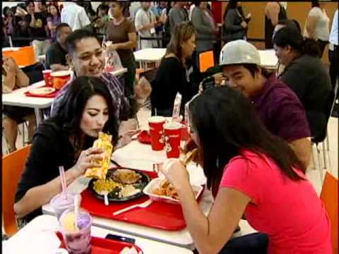 Kitv4's Morning Crew Competes In Jollibee Challenge video