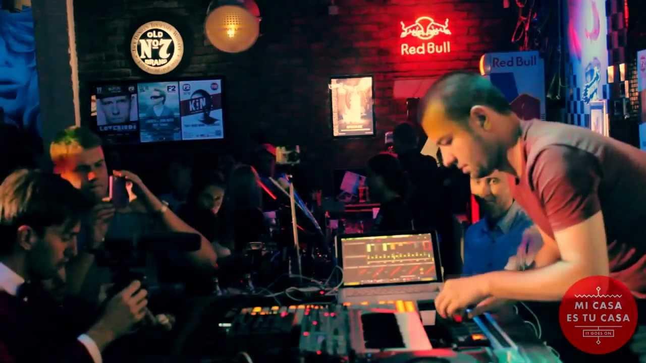 Kink live mi casa es tu casa party f2 club rostov for Tu casa es mi casa online