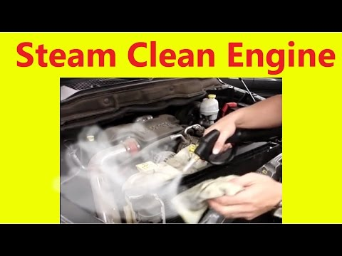Steam Clean Engine