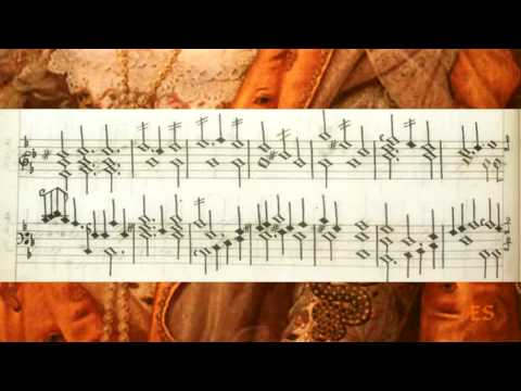 The Galliarde to the firste pavian - William Byrd (organ)