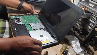 Easy Way To Repair The Dead Asus Laptop, X453M