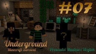 Underground Survival Minecraft #07 /w FarbeNemo