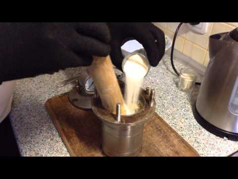 приготовление манки в микроволновке для рыбалки