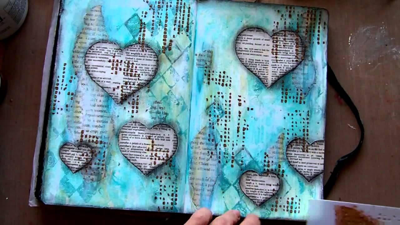 Art Journal Pag...
