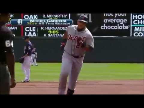 Miguel Cabrera 2012 highlights