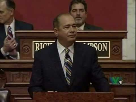 WV 2012 State of the State Address - Gov. Earl Ray Tomblin