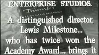 1948 Arch of Triumph - Movie Trailer