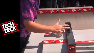 2011 U.S. Fingerboarding Championship Finals: NYC 9/2/11