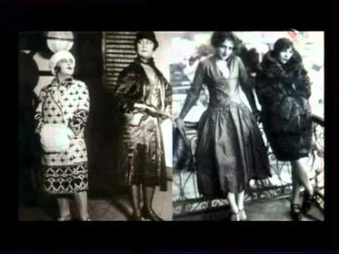 Дуновение века Русская мода 1920-е Александр Васильев