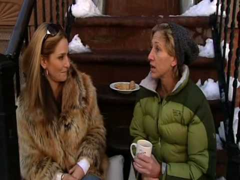 Talk Stoop with Edie Falco - As Seen on New York NonStop