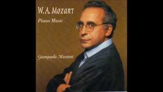 "W. A. Mozart - Variazione in Do magg. ""Ah! Vous dirai-je, Maman"" K. 265"