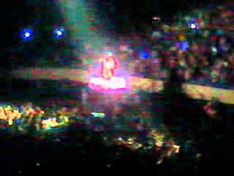 Katy Perry - Thinking of You @Arena Monterrey 2011