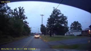 5-11-2015-B  Red light runner, no signal