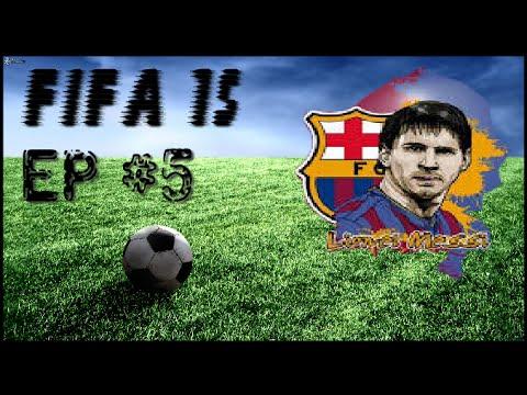 FIFA 15 E CaZzAtE IN LiVe – ep.5