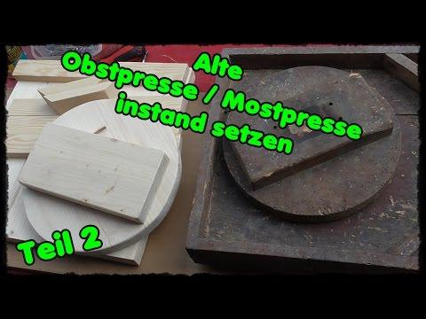In Stand Setzen : obstpresse videolike ~ Lizthompson.info Haus und Dekorationen