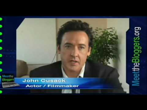 Meet the Bloggers with John Cusack klip izle