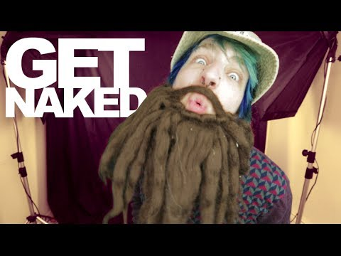 Getting old and NAKED!