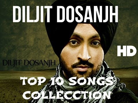 Diljit Dosanjh Greatest Hits Collection | Superhit Punjabi Songs Collection 2013 video