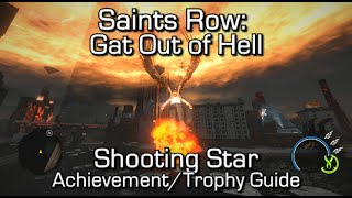 Saints Row: Gat Out of Hell - Shooting Star Achievement/Trophy Guide
