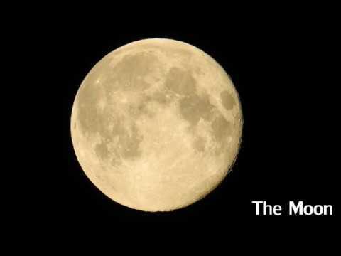 Nikon P900 - Zooming Jupiter, Saturn, Mars and the Moon in 1 Night!