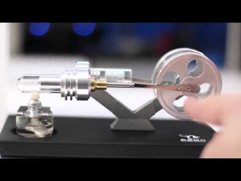 SunnyTech Stirling Engine Demo / Review