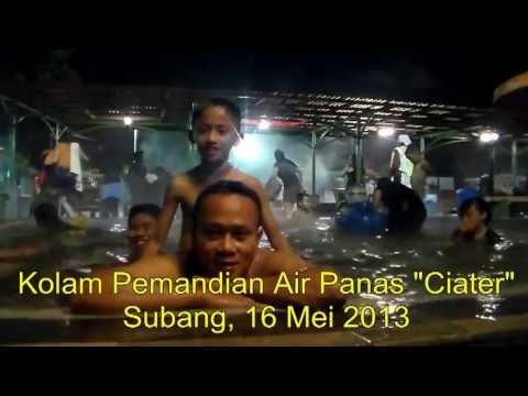 Kolam renang Ciater Subang, 16 Mei 2013