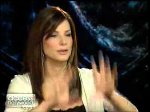 Sandra Bullock teach German - funny!