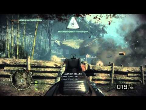 New Battlefield Bad Company 2 Vietnam Gameplay & Footage HD