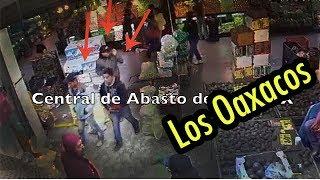Los Oaxacos en la Central de Abasto CDMX