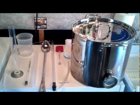 #1 Home Brewing - INTRODUCTION